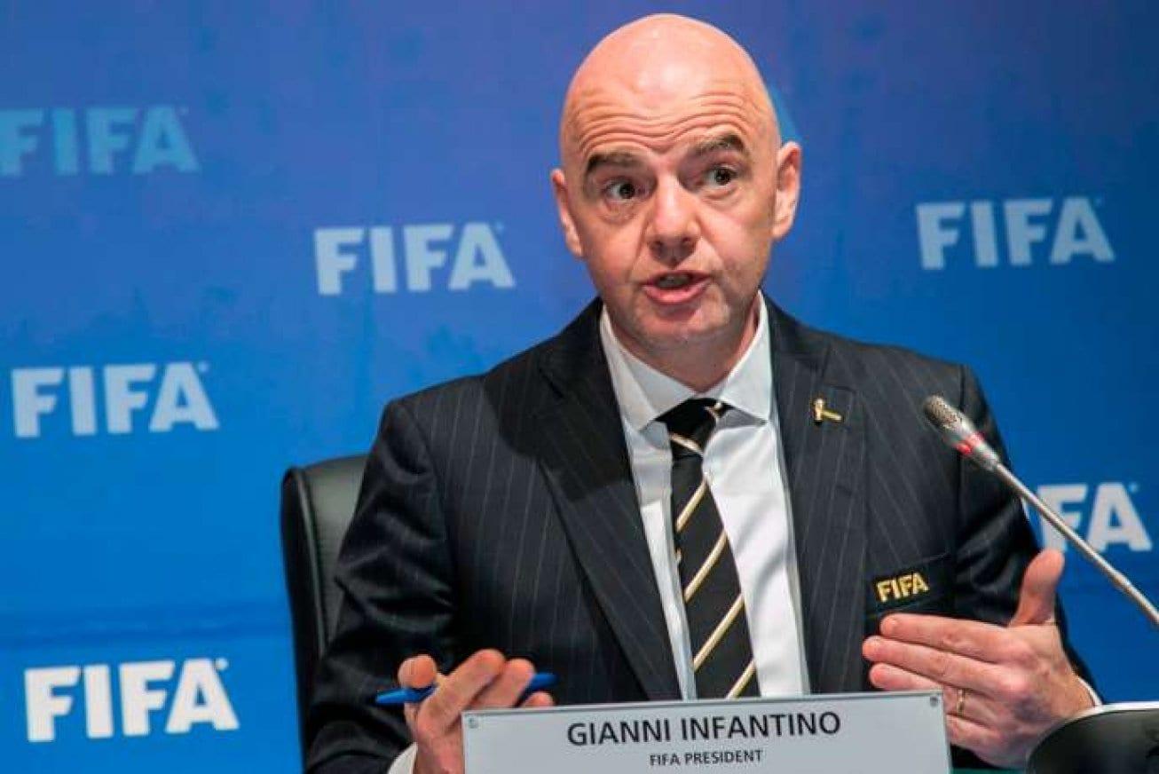 Football : la FIFA propose du nouveau dans les matchs
