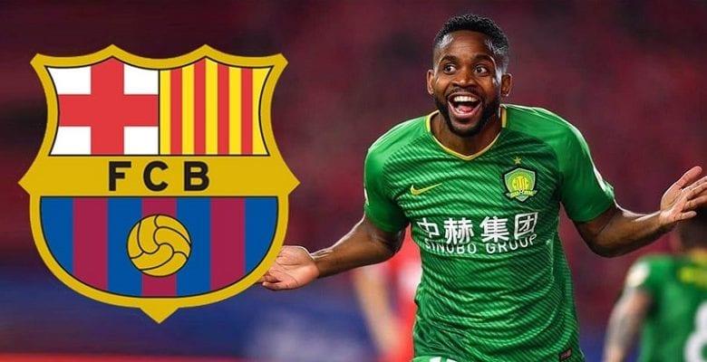 Football: quand le Barça humilie Cédric Bakambu