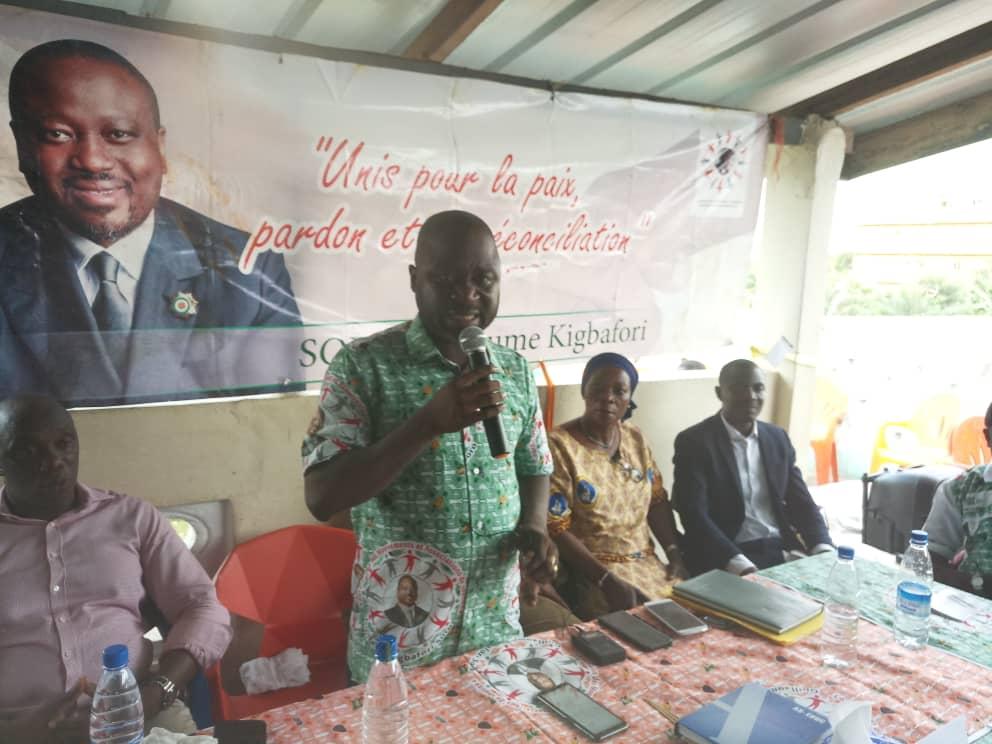 Côte d'Ivoire : Des Pro-Soro appellent le gouvernement au dialogue