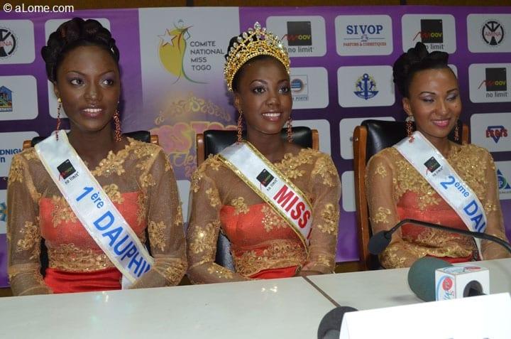Gaëlle Adzoh, l'ex-Miss Togo devenue star de YouTube