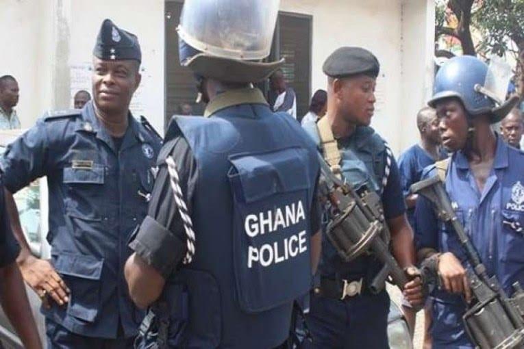 Ghana : 21 présumés rebelles du Togoland arrêtés