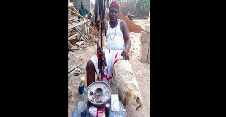 """Ghana: trompé par sa """"chérie"""", un féticheur pique une crise et se retrouve à l'hôpital"""