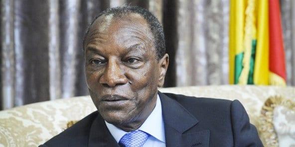 Guinée : Alpha Condé sera candidat pour un 3e mandat si…