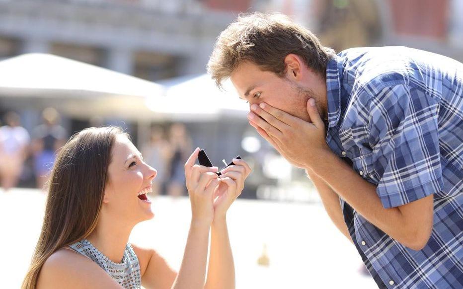 Une demande en mariage tourne à l'humiliation et fait le buzz sur les réseaux sociaux