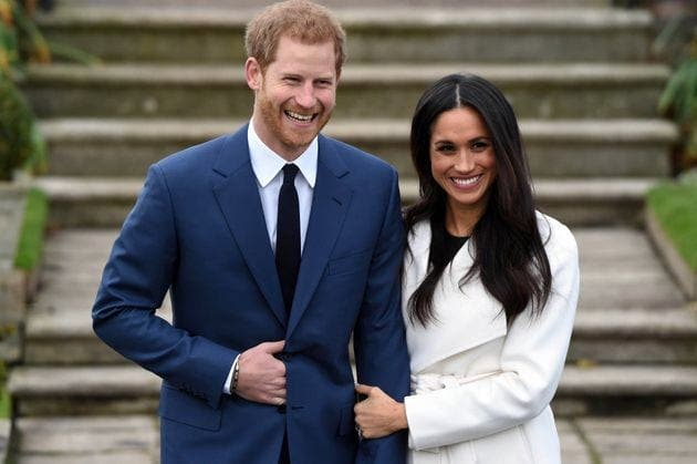 Harry et Meghan en retrait de la monarchie le 31 mars