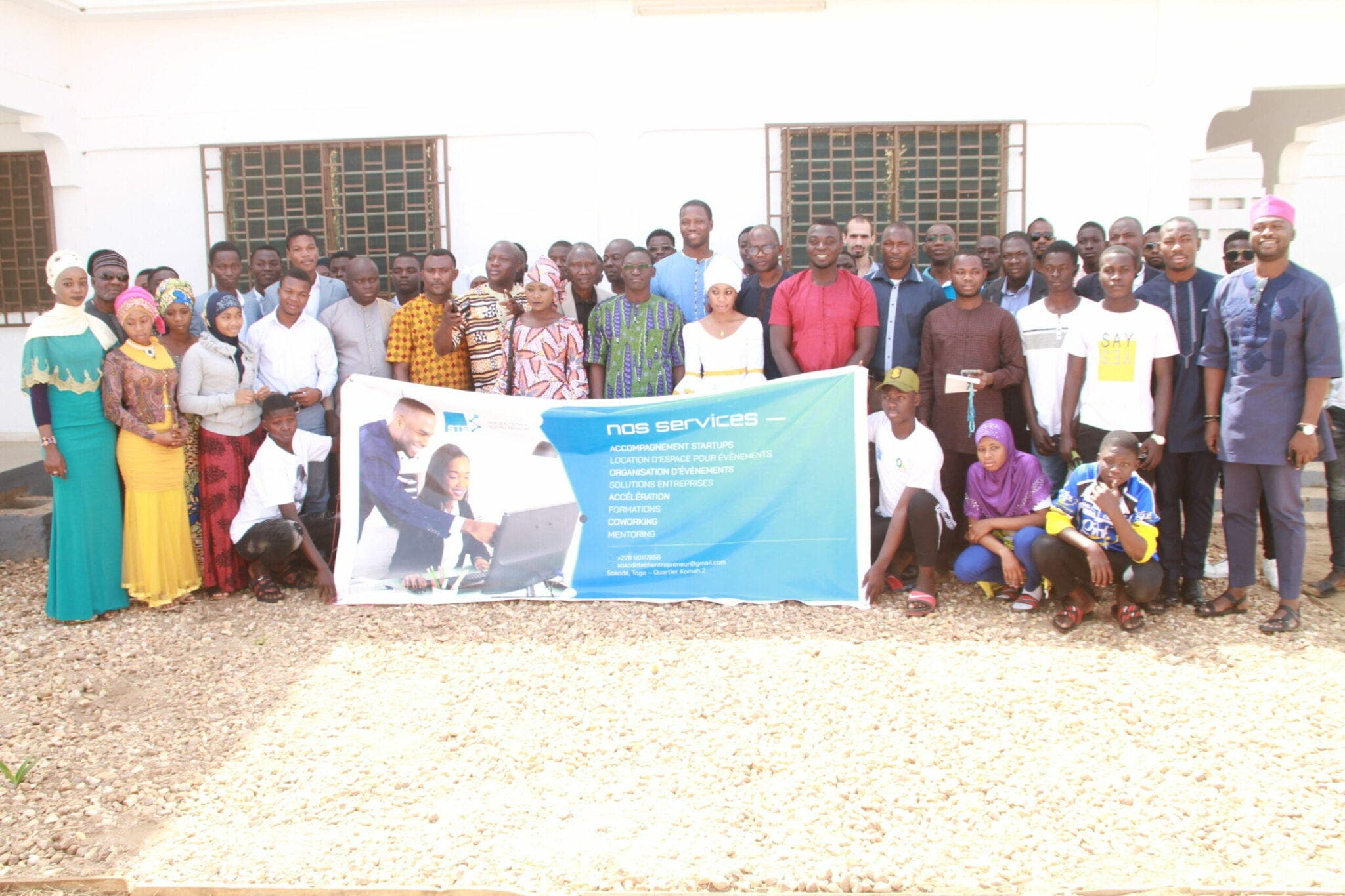 Togo/Entrepreneuriat : La ville de Sokodé a son premier incubateur