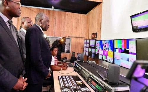 Côte d'Ivoire : Une nouvelle chaîne de télévision, inaugurée