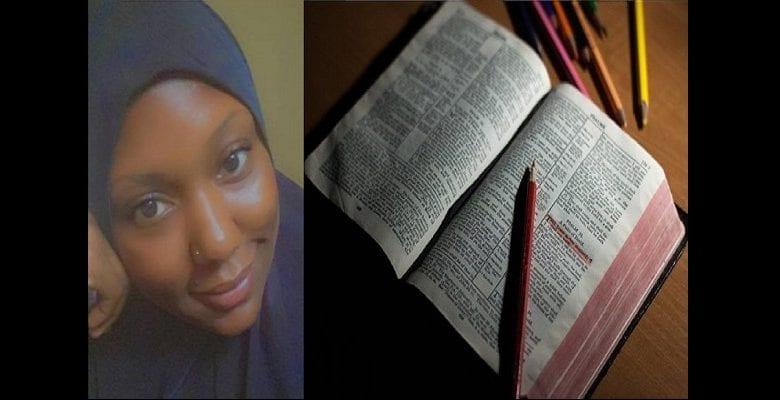 « Je me cache pour étudier la Bible. Elle m'apporte la paix », dixit une jeune musulmane nigériane