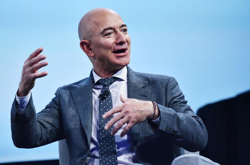 Jeff Bezos bat un nouveau record avec l'achat d'une maison à 165 millions de dollars