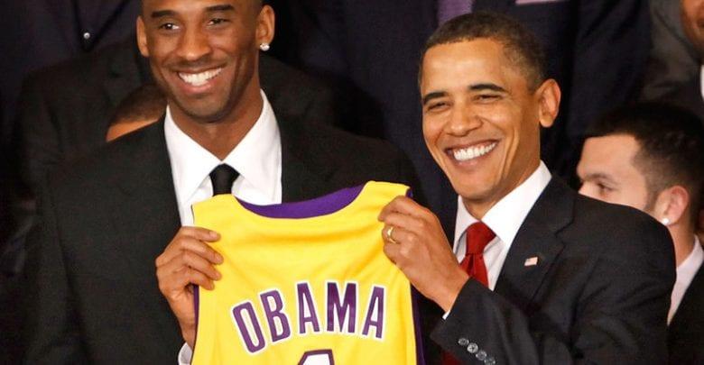 Kobe Bryant : Un énième hommage de l'ancien président américain Barack Obama