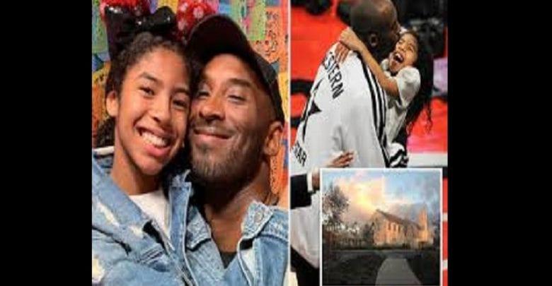 Kobe Bryant et sa fille étaient à l'église quelques heures avant leur mort…Les confidences d'un évêque