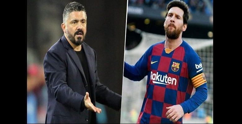 LDC/Barcelone-Naples : la stratégie de Gennaro Gattuso pour arrêter Lionel Messi