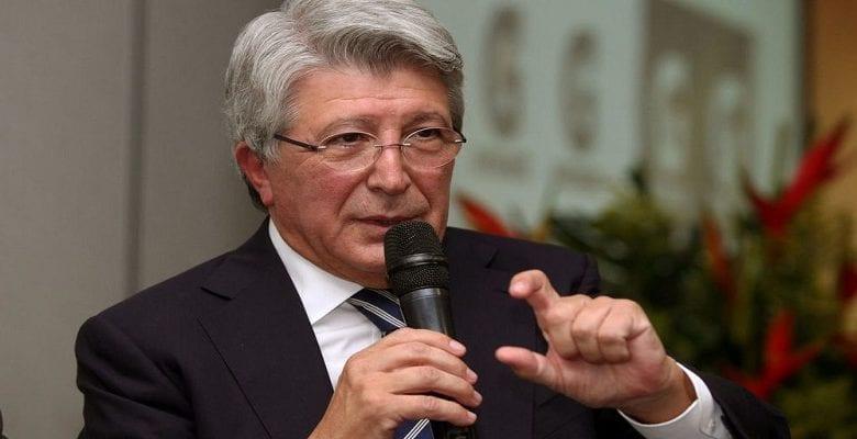 Ldc/Liverpool-Atletico Madrid: Le Président Des Colchoneros Lance Les Hostilités Pour Le Match Retour