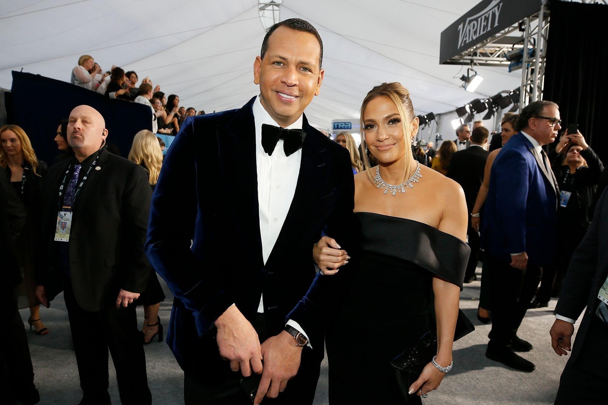Mariage de Jennifer Lopez et Alex Rodriguez, son ex Marc Anthony est invité