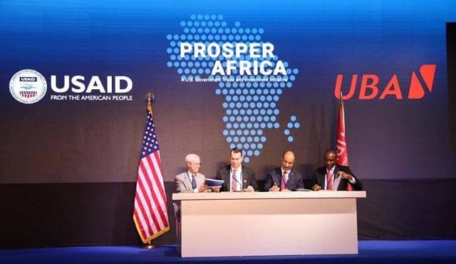 Afrique/Etats-Unis : La banque UBA désormais partenaire de  l'USAID