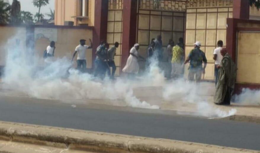 Togo : La manifestation du 28 février a été violemment réprimée (images)