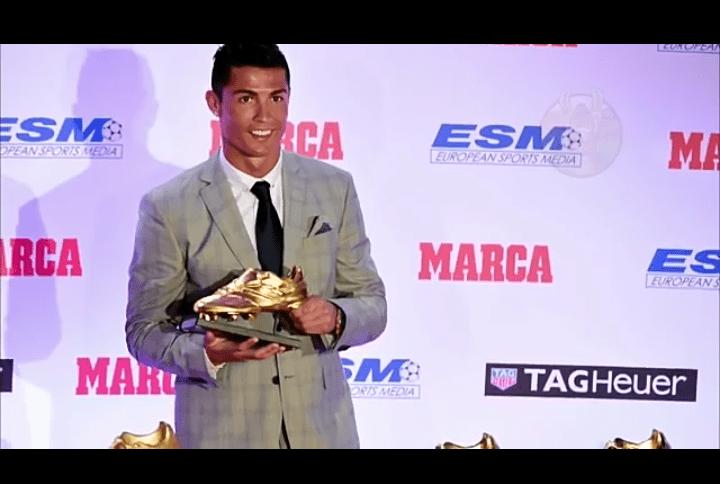 La vie secrète de Cristiano Ronaldo, Lionel Messi et Neymar
