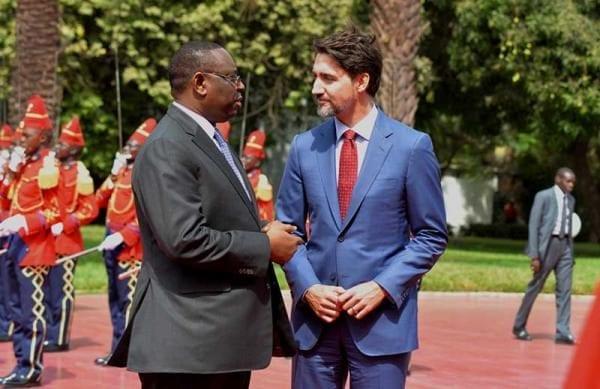 Légaliser l'homosexualité au Sénégal: la courageuse réponse de Macky Sall au premier ministre canadien