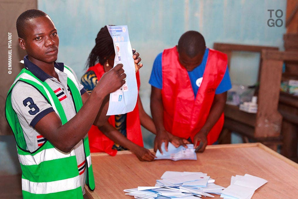 Présidentielle : Les États-Unis ne croient pas en la victoire de Faure Gnassingbé