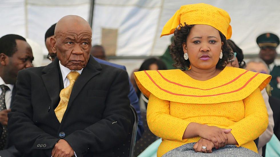 Lesotho : le Premier ministre, accusé d'avoir tué son ex-femme, a quitté le pays