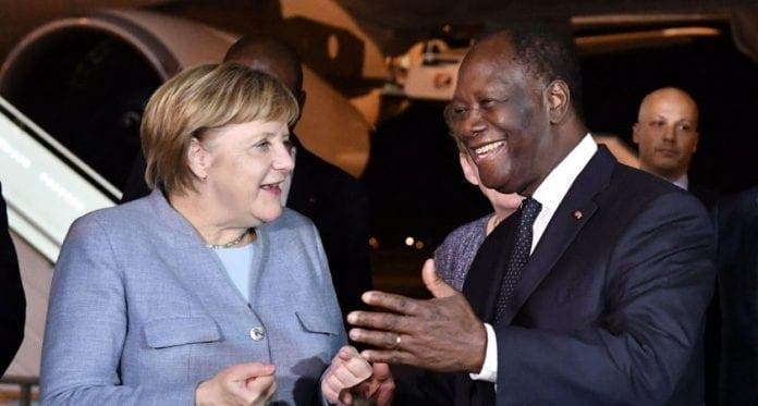 Libération Gbagbo : grande offensive diplomatique, le FPI demande l'intervention d'Angela Merkel