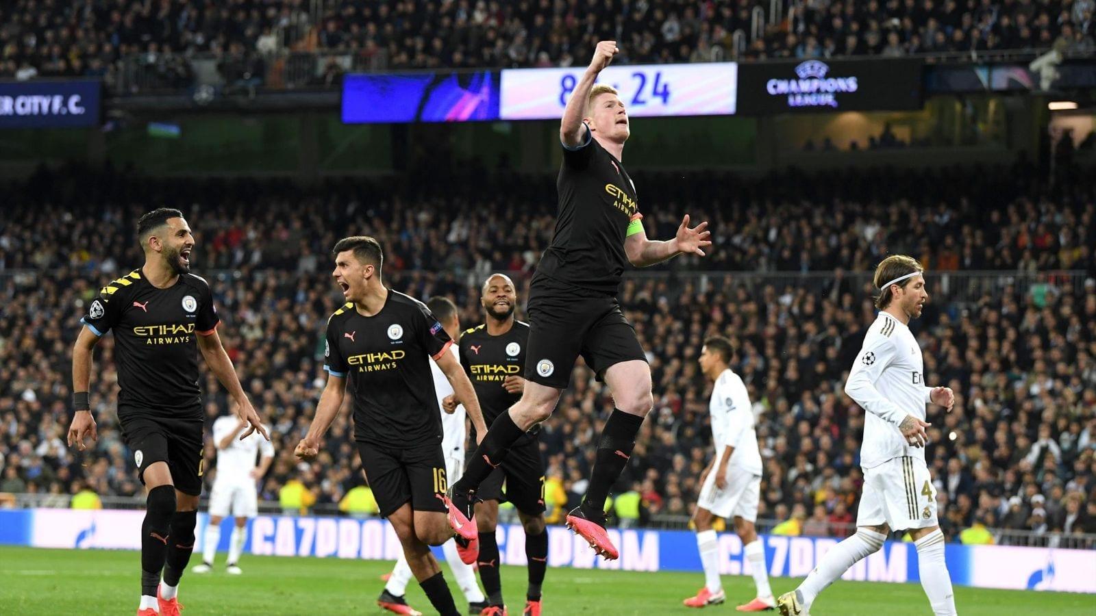 Ligue des Champions: Le Real s'incline contre Manchester City et perd Ramos (vidéo)