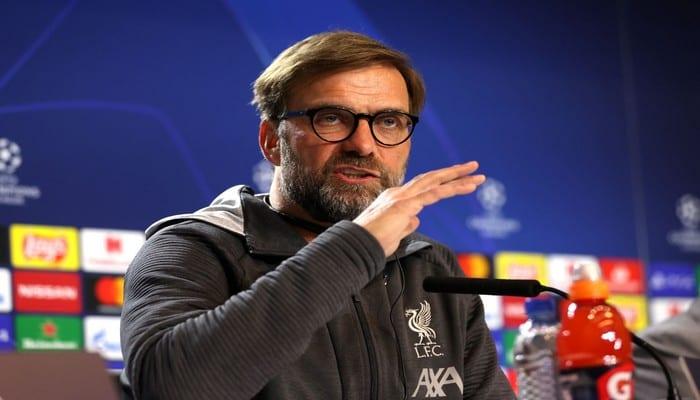 Ligue des champions: Klopp désigne le plus grand favori et ce n'est pas Liverpool