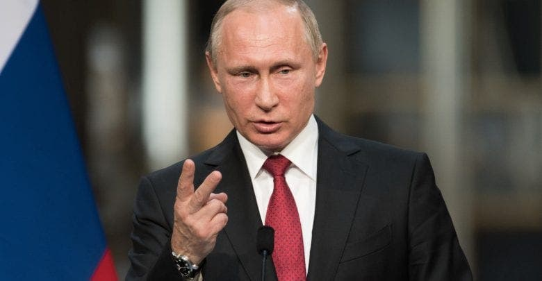 Le président russe Vladimir Poutine féliciteOuattarapour saréélection