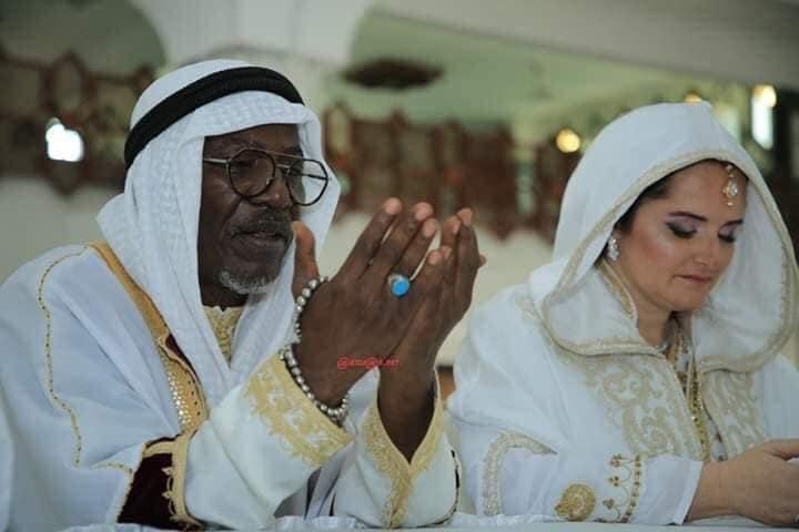 Mariage religieux musulman d'Alpha Blondy: Les images de la Cérémonie (Photos)