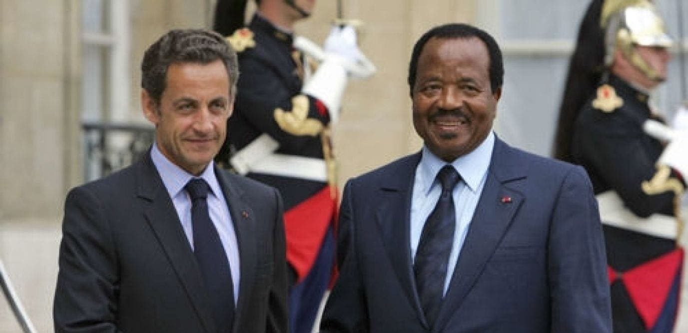 Meeting de Paris : une 'réaction' de Sarkozy crée la panique