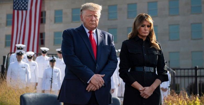 Présidentielle aux États-Unis : ce geste très remarqué de Melania Trump après le débat