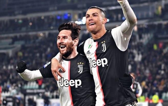 Messi pourrait rejoindre Ronaldo à la Juventus !