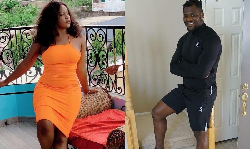 Mimie et Francis Ngannou sortiraient-ils ensemble ?