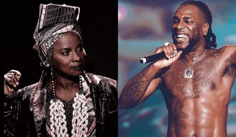 Musique : Burna Boy félicite Angélique Kidjo pour son nouveau Grammy !