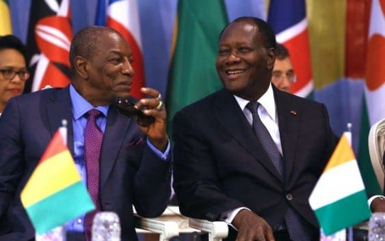 « Ne manipulez pas vos Constitutions »: l'UA met en garde Condé et Ouattara