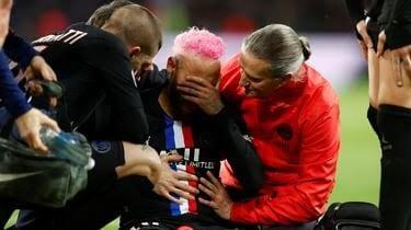 Le sort de Neymar avec une blessure face à Nantes