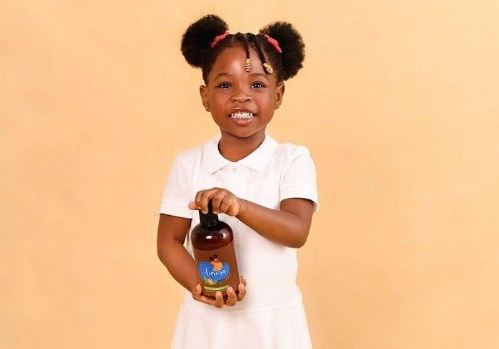 La fille de Davido courtisée par un chanteur nigérian