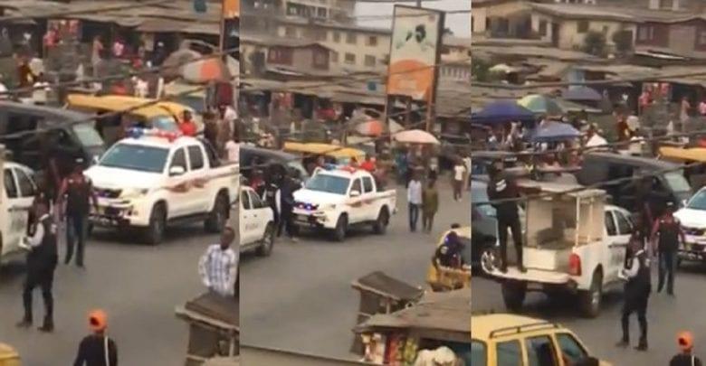 Nigeria: des policiers arrêtent leurs collègues pour avoir reçu un pot-de-vin (Vidéo)