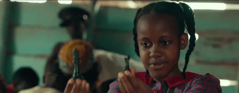 Nikita Pearl Waligwa, la jeune star Ougandaise de Disney, est morte d'une tumeur au cerveau à seulement 15 ans