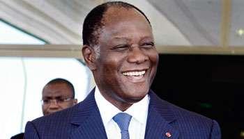 Alassane Ouattara manifeste toujours sa volonté d'aller à l'Eco