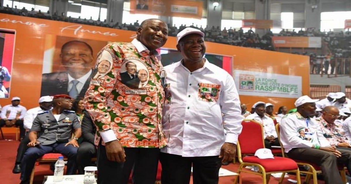 Ouattara : Gbagbo, même libéré, ne pourra pas entrer à Abidjan