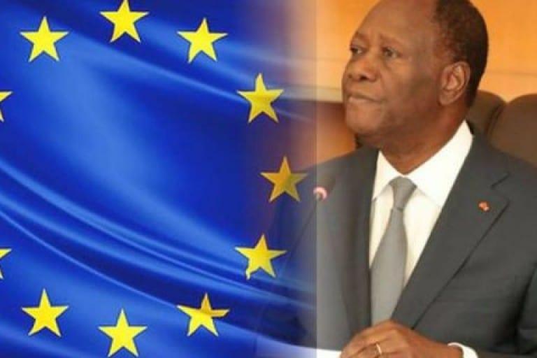 Ouattara en difficulté : Ce qu' exige l'Union européenne