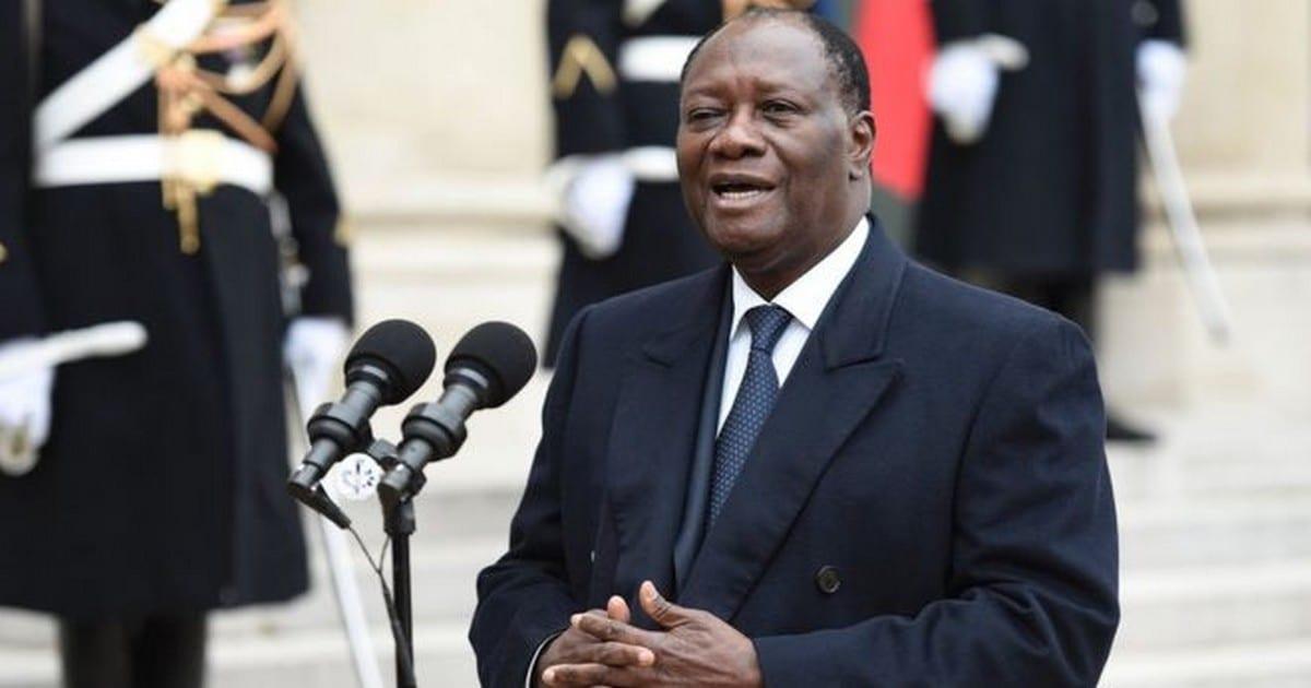 Ouattara vers la suppression de la limitation des mandats présidentiels en Côte d'Ivoire
