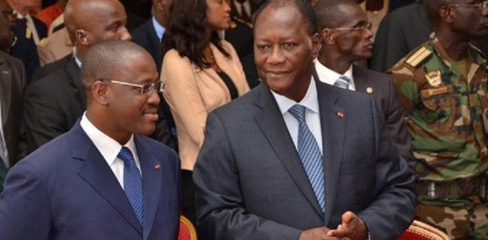 """Ouattara sur sa candidature: """"moi aussi j'attends de voir leur candidat avant de décider"""""""