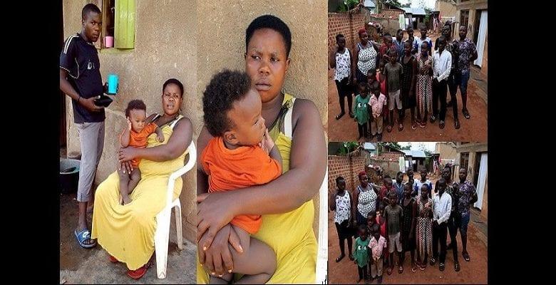 Ouganda : bonne nouvelle pour la femme la plus fertile du pays avec 44 enfants