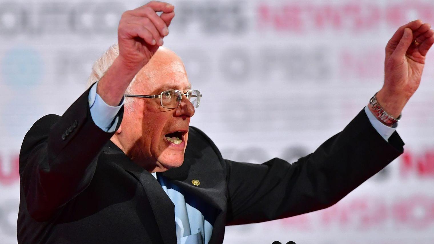 Primaire démocrate du New Hampshire : Bernie Sanders donné gagnant devant Pete Buttigieg