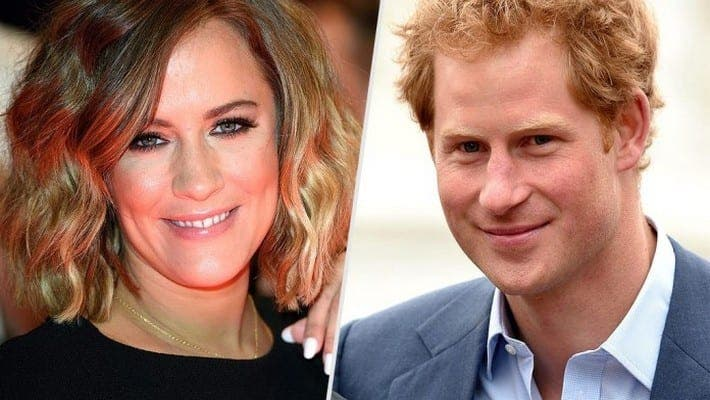 Prince Harry: Son ex Caroline Flack de 40 ans s'est donnée la mort