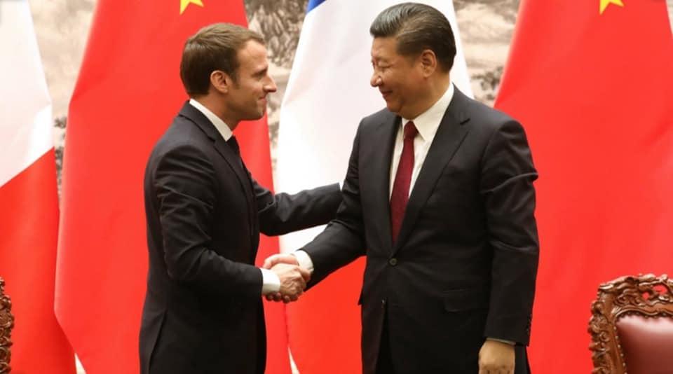 """""""Quand la Chine est parti en Afrique pour construire, la France a appelé directement les dirigeants de pays colonisé, pour les interdire de signer le contrat"""""""