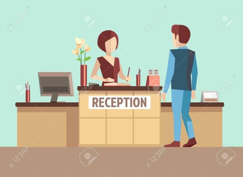 Offre D'emploi Pour Réceptionnistes D'accueil