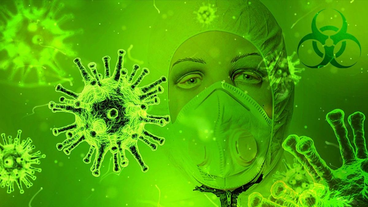 Coronavirus: Près de 1400 morts, «les chiffres vont dans tous les sens»